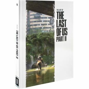 The Last of Us Part II - The Art of The Last of Us Part II Hardcover Book