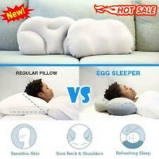 All-Round Cloud Pillow All-Round Sleep Pillows Necks Rest Pillow Butterfly Shape