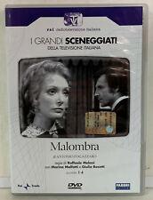 02233 DVD I Grandi Sceneggiati RAI - Malombra (2 Dischi) Pt 1-4