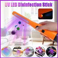 8W UV lumière LED portable tube main désinfection lampe UVC stérilisateur maison