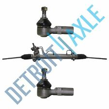 for 1992-1996 Lexus ES300 Complete Power Steer Rack & Pinion + OUTER TIE RODS