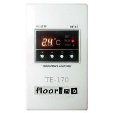 Timer Thermostat TE170 für den Betrieb von bis zu 40m² floorino Fußbodenheizung