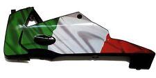 Aprilia RSV4 2014  Italian flag  belly pan graphics decals set