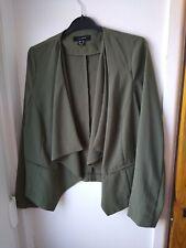 BRAND NEW - Khaki Blazer Size 12