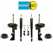 Mercedes W203 Front and Rear Shocks and Strut Assemblies With Mounts Bilstein B4