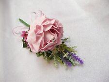 Wedding flower buttonhole pink peony... PIN ON
