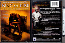 DVD Emile Griffith RING OF FIRE Benny Paret Boxing Anchor Bay WS R1 OOP NEW