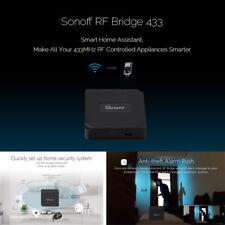 Sonoff RF Bridge WiFi 433MHz DIY Timer Smart Home Switch Easy Installation 2020