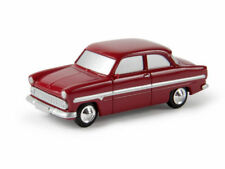 Brekina 13904 Ford 12m rot unverglast 1:87 Neu