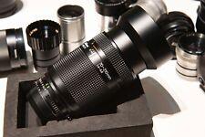 Nikkor Nikon 70-210mm Auto focus Zoom lens f4 to 5.6 FX Full Frame