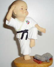Statuetta Itf Taekwondo Wtf Tae Do Karate Figures Doshu Boxing, Martial Arts & Mma Other Combat Sport Supplies
