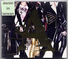 Alice Nine 9: Alpha (2008) CD & DVD TAIWAN SEALED