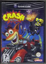 Gamecube Crash Tag Team Racing (2005), UK Pal, New & Nintendo Factory Sealed