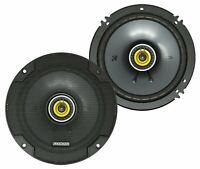 "Kicker CSC654, CS Series 6.5"" 2 Way Coaxial Car Speakers  (46CSC654)"