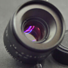 16mm 1.4 C-mount Lens SV Technology, manual focus and aperture. for BMPCC