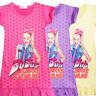2019 Summer Kids Jojo Siwa Top Dress Nightwear Nightdress Pyjamas Gifts 3Colors