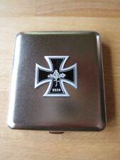 Cruz de hierro ek39 cigarrera Wehrmacht ww2 wk2 Iron Cross cigarette Case