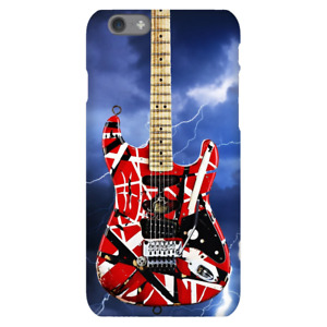 Eddie Van Halen Frankenstrat Cell Phone Case iPhone Samsung Pixel