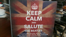 Keep Calm and Salute the Beatles CD V/A Hey Jude Ticket to ride Yesterday Rigby