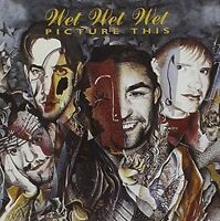 Wet Wet Wet Picture this (1995) [CD]