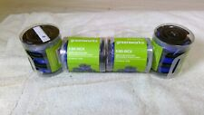 "4-Greenworks 3-Packs .065"" Dual Line String Trimmer Replacement Spool"