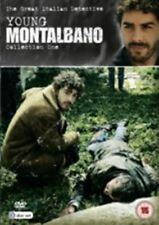 The Young Montalbano Collection 1 One New DVD Region 2