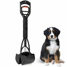 Large Jawz Waste Scoop Dog Pooper Scooper Long Handle Easy Pickup Free Shipping