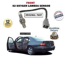 FOR LEXUS  LS430 3UZ-FE 2000-2006 NEW 1 X FRONT PRE CAT 02 OXYGEN LAMBDA SENSOR