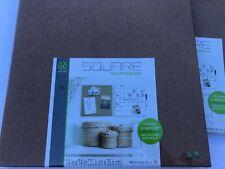 Square Bulletin Board 14x14 Set Of 2