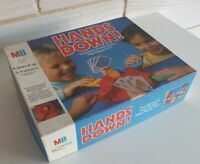 MB Hands Down Game - 1988 - Complete