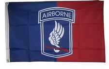 2x3 173rd Army Airborne Crest Flag 2'x3' House Banner Polyester Grommets