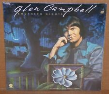 Glen Campbell Southern Nights sealed LP vinyl record cut out