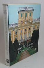 LES GRANDES DEMEURES D'EUROPE CENTRALE - ED ABBEVILLE 1991 - EN TRES BON ETAT