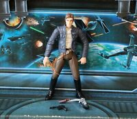 STAR WARS FIGURE 2008 LEGACY COLLECTION HAN SOLO BESPIN