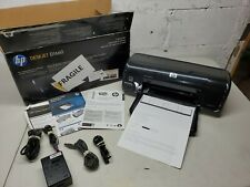 HP DeskJet D1660 Standard Inkjet Printer W/ Ink Cords Ppwk Box  200 Pages Tested