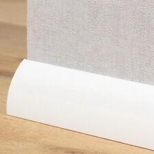 Sockelleisten / Laminat / Parkett - 40mm Softline - Weiß