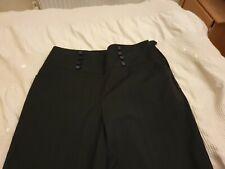 Ladies Black Next Trousers Size 10R