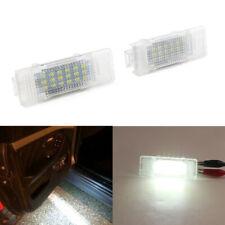 CANBUS LED Lámpara Luz de cortesía de la puerta para BMW E53 X5 E39 Z8 E52 lámparas de Coche Blanco Reino Unido