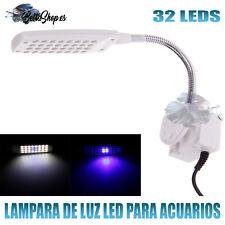 LAMPARAS LED PARA ACUARIOS PANTALLAS LED DE ACUARIO LAMPARA PECERA PINZA LUZ LED