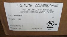 AO Smith Conversion Kit 9005640105 DRE/DVE Electric Water Heaters