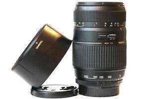 Tamron 70-300mm AF f/4-5.6 Di LD Macro Zoom Lens for Nikon A17N