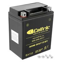 AGM Battery for Yamaha Grizzly 350 YFM350 4WD Irs Hunter 2007-2011