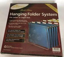 Ampad Gold Fibre Premium Hanging Folder System Letter Legal File Frame 16505