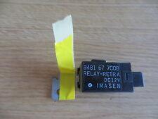 1999  MAZDA MIATA RELAY HEADLIGHT B481 67 7COB USED, OEM