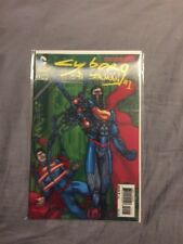 Action Comics Cyborg Superman 23.1 The New 52 3D Lenticular Variant Cover NM