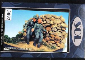 SOL DRUNKEN SOLDIER 1/35 SCALE RESIN CAST KIT MM092-18000