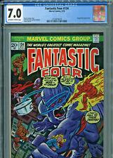 Fantastic Four #134 (Marvel 1973) CGC Certified 7.0