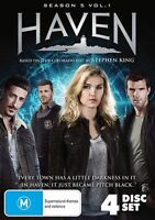 Haven : Season 5 : Part 1 DVD : NEW