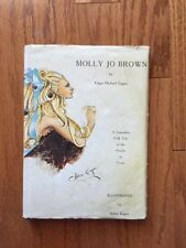Molly Jo Brown by Edgar M. Eagan illus. Sabra Eagan Ozark Tales Signed Ltd. Ed.