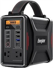 Energizer Portable Power Station, PD 45W USB-C Fast Charging Solar Generators